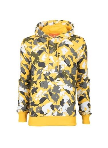 Bad Bear Sweatshirt Sarı